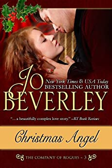 Christmas Angel (The Company of Rogues Series, Book 3) (English Edition) di [Beverley, Jo]