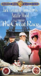 The Great Race [VHS]