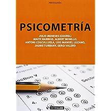 Psicometría (Manuales)