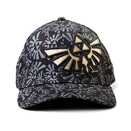 The Legend of Zelda Herren Baseball Cap - Royal Crest Flex Cap