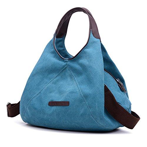 Incline sac à bandoulière/Sac à bandoulière en toile/Sacs femmes littéraire/Sacs de tissu Loisirs/Sac en toile de Sen-D D