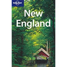 New England (Lonely Planet Regional Guides)