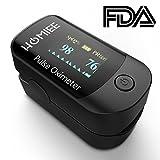 HOMIEE Finger Pulsoximeter