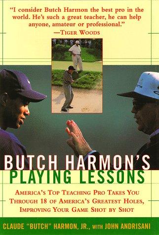 Butch Harmon's Playing Lessons por John Andrisani