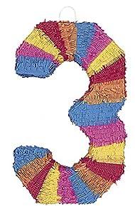 Unique Party- Piñata número 3 (6673)