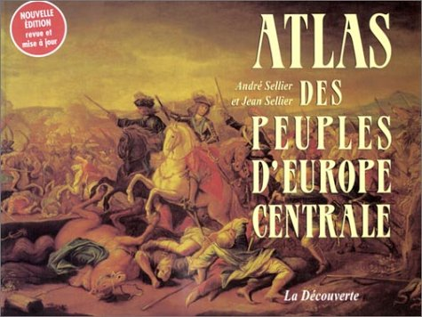 Atlas des peuples d'Europe Centrale
