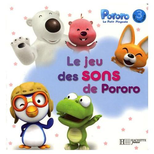 Pororo Le Petit Pingouin : Le jeu des sons de Pororo