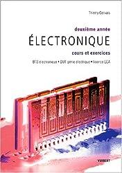 Electronique 2e année : Cours et exercices BTS électronique/DUT génie électrique/Licence EEA