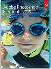 Adobe Photoshop Elements 2019 | Upgrade | PC/Mac | Disc