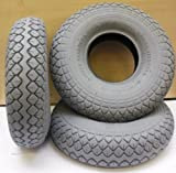 Mobility Scooter Tyre 400 x 5 (330 x 100) Universal Tread