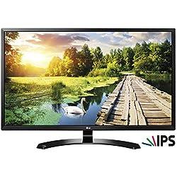 "LG 32MP58HQ Monitor 32"" LED IPS, Full HD 1920x1080, 5ms, 60Hz, HDMI, VGA, Nero"