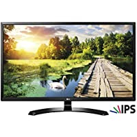 "LG 32MP58HQ Monitor 32"" LED IPS, Full HD 1920x1080, 5ms, 60Hz, HDMI, VGA, Nero"