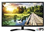 LG 32MP58HQ-P Écran PC LED IPS - 32' - 16:9 - 1920 x 1080  - 250 cd/m2 - 1000:1 - 5ms - Noir (HDMI,  VGA)