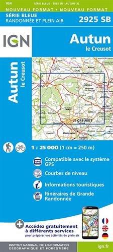 2925SB AUTUN/LE CREUSOT