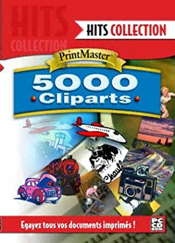 5000 Cliparts, Hits collection