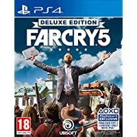Ubisoft Far Cry 5 Deluxe Edition [Playstation 4]