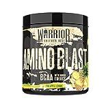 Warrior Amino Blast BCAA Powder Amino Acids 270g - Pineapple Crush 30 Servings