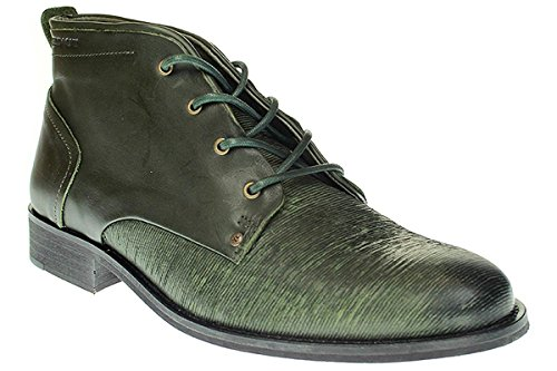 Yellow Cab Scene M, Bottes Classiques homme Olive