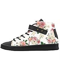 Dalliy Floral Flower Women's Canvas shoes Schuhe Footwear Sneakers shoes Schuhe