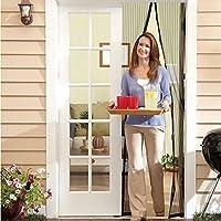 Mıknatıslı Kapı Sinekliği Kapı Tülü 210 x 90 Cm Magic Mesh Melisa
