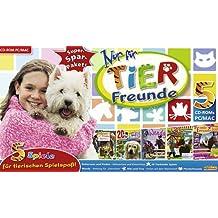 """Nur für Tierfreunde (Pettersson und Findus """"Hühnertanz und Katerzirkus"""" / 20 Tierkinderspiele / Pferdefreunde / Bibi und Tina """"Ferien auf dem Martinshof"""" / Wendy """"Abenteuer auf der Sunshine-Ranch"""")"""