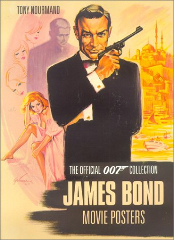 BOND JAMES, MOVIE POSTERS (Hb): The Official Collection