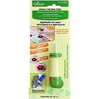 Clover Felting Needle Tool, Green, 1