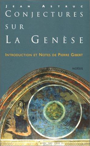 Conjectures sur la Genèse