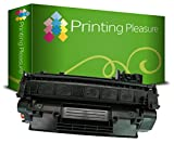 Printing Pleasure Toner kompatibel für HP Laserjet P2030 P2033 P2034 P2035 P2035N P2050 P2055 P2055D P2055DN P2055X Canon MF5880DN LBP6300DN LBP6310DN LBP6650DN LBP6670DN | CE505A 05A CRG 719 3479B002