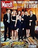 PARIS MATCH [No 3027] du 22/05/2007 - UNE FAMILLE D'AUJOURD'HUI A L'ELYSEE - NICOLAS SARKOZY - CECILIA ET LEURS ENFANTS - FESTIVAL DE CANNES - FRANCOIS FILLON ET PENELOPE