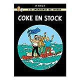 Tim und Struppi Poster: Coke en Stock 22180 (70x50cm)