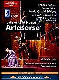 Johann Adolf Hasse: Artaserse (Festival della Valle d'Itria, 2012) [2 DVDs]