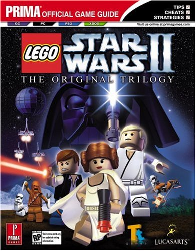 Lego Star Wars 2: The Official Strategy Guide (Prima Official Game Guides) por Michael Littlefield