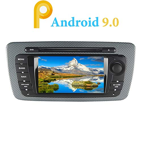XISEDO Android 9.0 Autoradio 7 Pulgadas Quad Core Radio de Coche In-Dash...