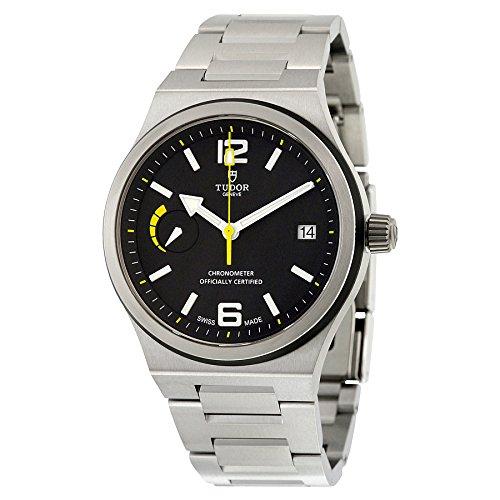 Tudor North Flagge Automatische Herren Armbanduhr 91210N-bkss