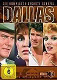 Dallas - Die komplette sechste Staffel [8 DVDs] - David Jacobs