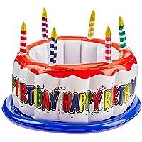 Beistle 57894 Hinchable Enfriador de Tarta de cumpleaños, ...