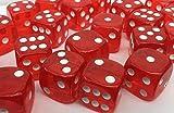 Sechsseitige Casino Craps Würfel
