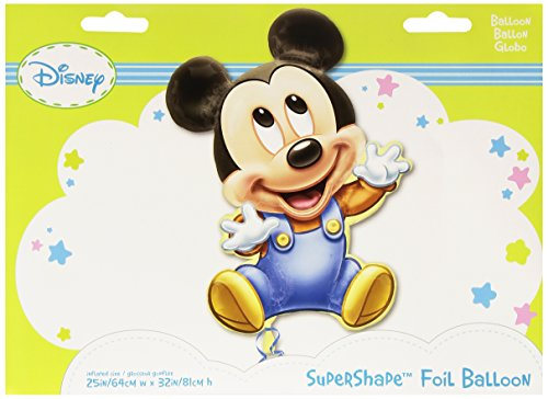 Amscan International Super Mickey Baby (Lollipop Kid Kostüm)