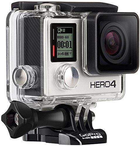 GoPro Hero4 Silver Actionkamera - 4