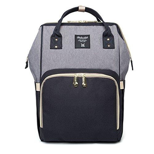 Preisvergleich Produktbild BigForest Mummy Ruckscke Travel Bag Large capacity Multifunction Baby Wickeltasche Nappy Changing Handtaschen