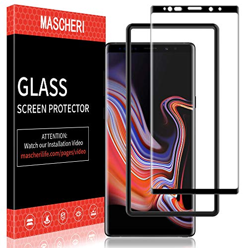 MASCHERI Protector Pantalla Samsung Galaxy Note 9