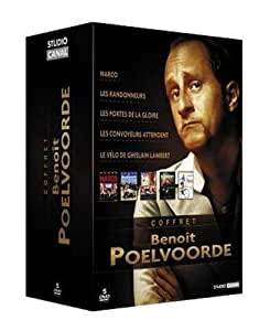 Coffret Poelvoorde 5 DVD : Les Randonneurs / Le Vélo de Ghislain Lambert / Les Convoyeurs attendent / Les Portes de la Gloire / Narco