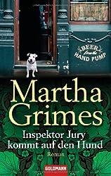 Inspektor Jury kommt auf den Hund: Roman
