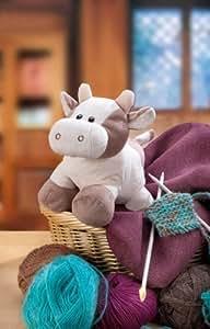 Animaux en peluche à faire soi-même vache Emma