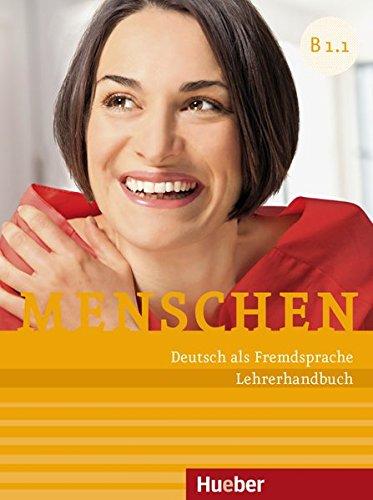 Menschen: Lehrerhandbuch B1 (Paket Lehrerhandbuch B1.1 & B1.2) por Susanne Kalender