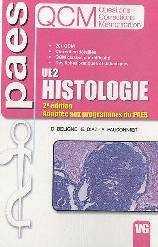 Histologie UE2
