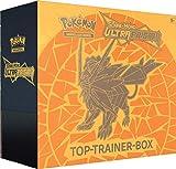 Pokémon Pokemon 25993 Company International 25993-PKM SM05 Ultra-Prisma Top-Trainer B Sammelkarten