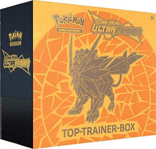 Pokemon 25993 Pokémon Company International PKM SM05 Ultra-Prisma Top-Trainer B Sammelkarten
