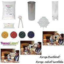 TrendLigh - Juego para hacer velas, multicolor